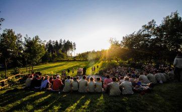Bezirks-Sommerlager