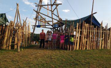 Jupfi-Sommerlager in Österreich