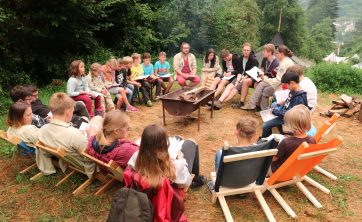 Sommerlager Wölflinge