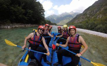 Rover Sommerlager in Slowenien